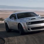 2021 Dodge Challenger Wallpaper