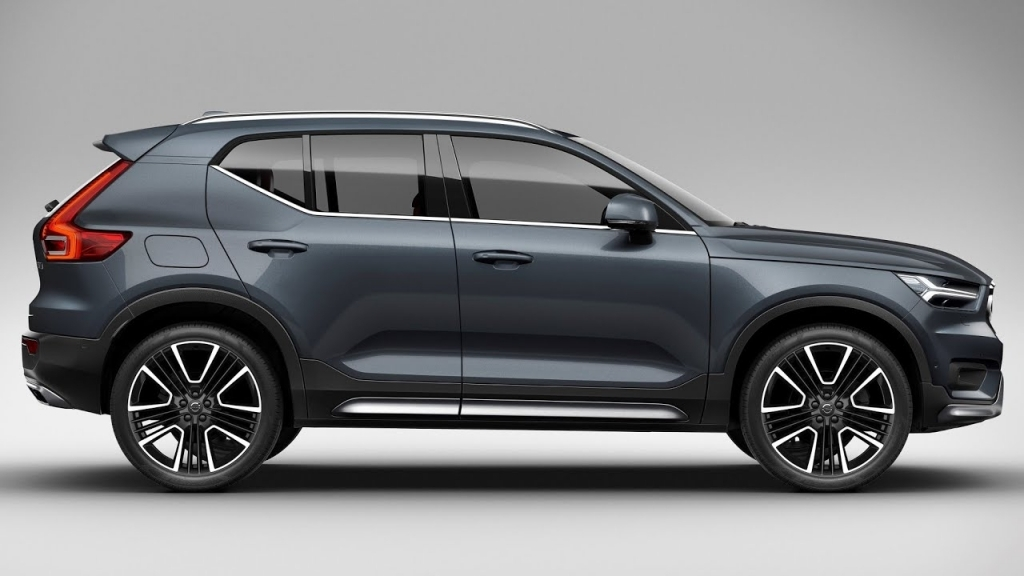 2021 volvo xc40 release date