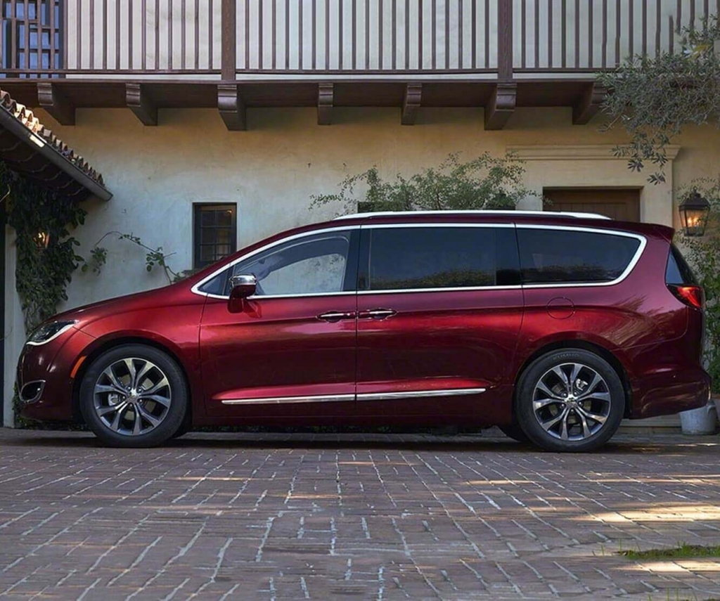 2020 Chrysler Town and Country Minivan Price