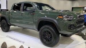2020 Toyota Tacoma Wallpapers