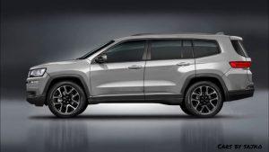 2021 Jeep Compass Spy Shots