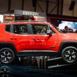 2021 Jeep Renegade Interior
