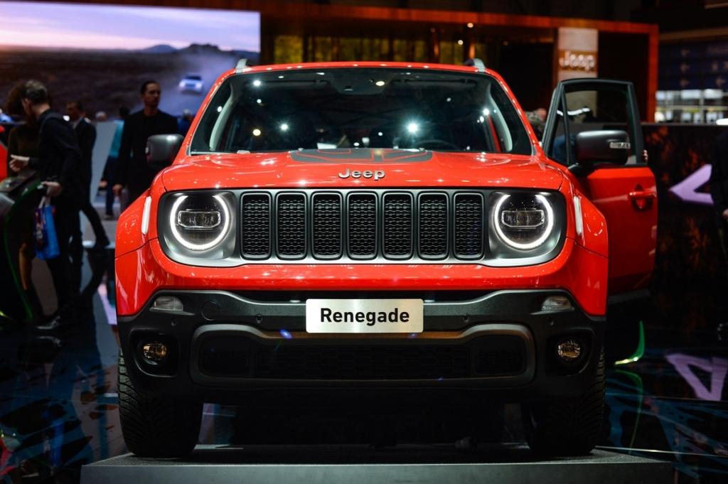 2021 Jeep Renegade Powertrain