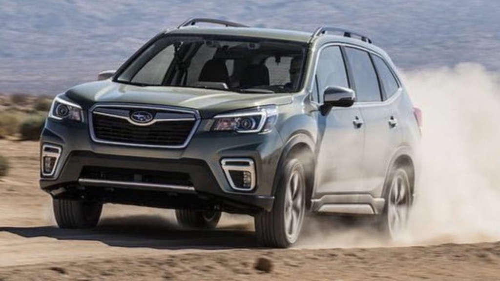 2021 subaru forester spy shots  us newest cars