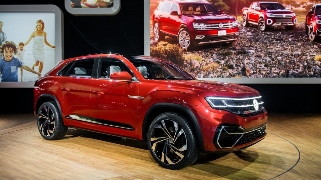 2021 VW Atlas Pictures
