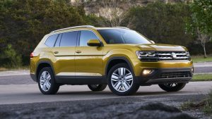 2021 VW Atlas Powertrain