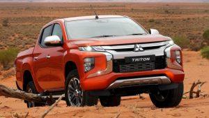 2020 Mitsubishi L200 Release date