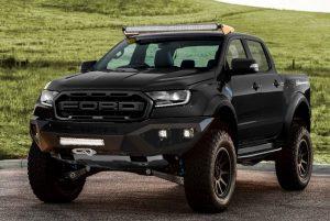 2021 Ford Ranger Raptor Wallpaper