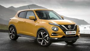 2021 Nissan Juke Redesign