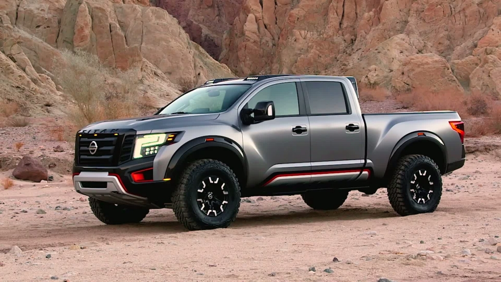 2021 nissan titan warrior release date | us newest cars
