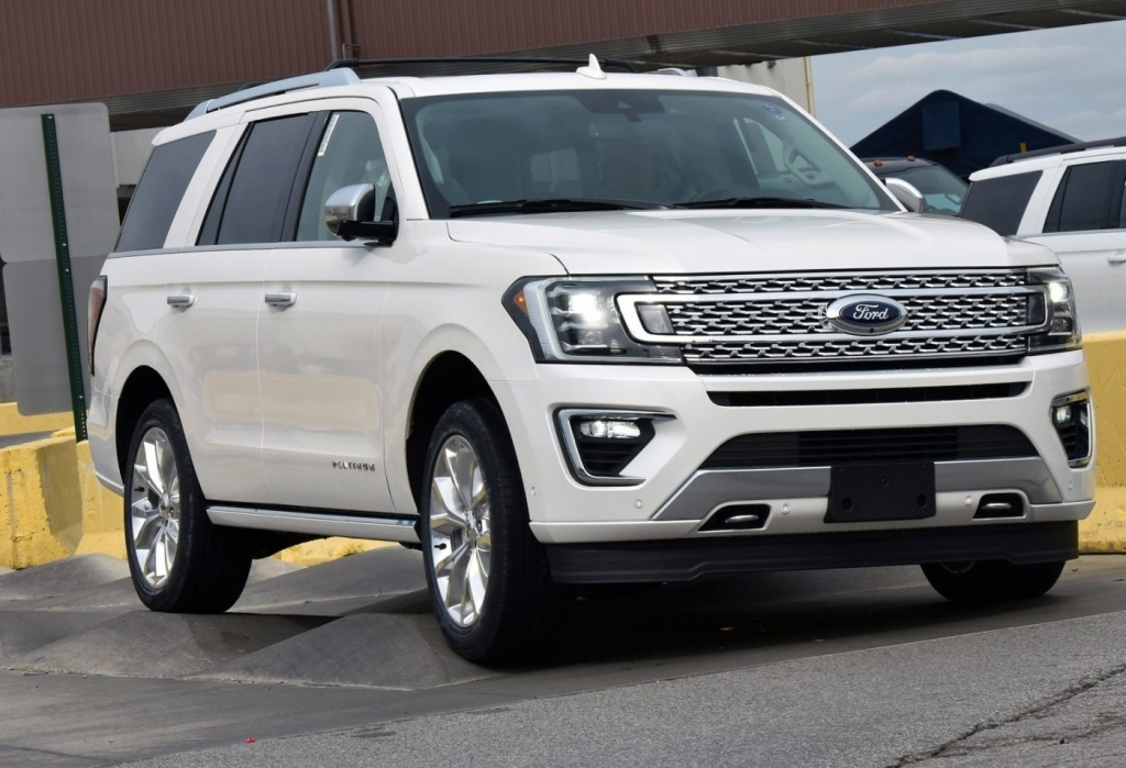 2021 Ford Expedition Spy Photos