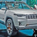 2021 Jeep Compass Spy Photos