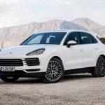 2021 Porsche Cayenne Spy Photos