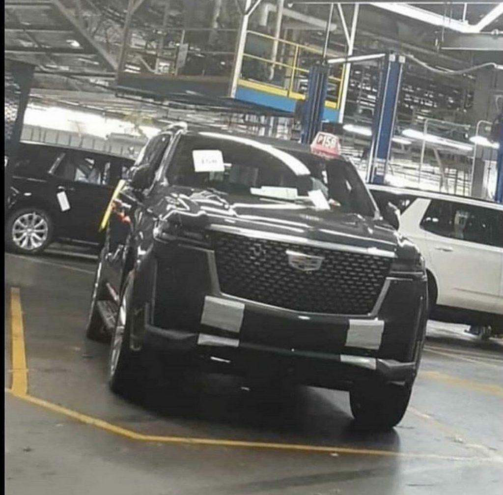 2021 Cadillac Escalade Powertrain