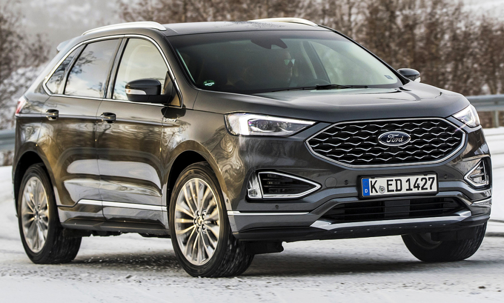2021 Ford Edge Concept | US Newest Cars