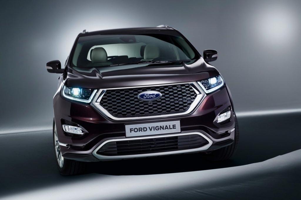 2021 Ford Edge Exterior
