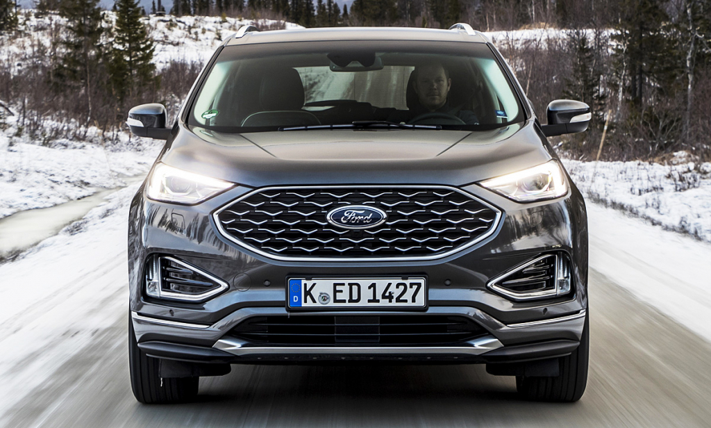 2021 ford edge specs  us newest cars