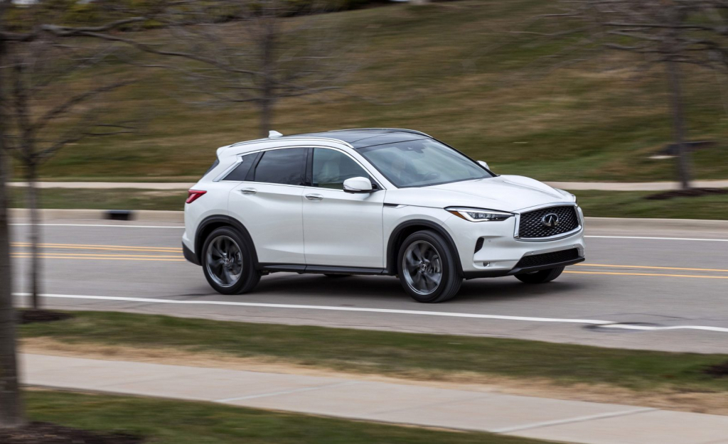 2021 Infiniti QX50 Sport, Reviews, Price, and Redesign