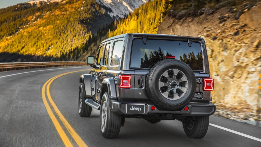 2021 Jeep Wrangler Redesign