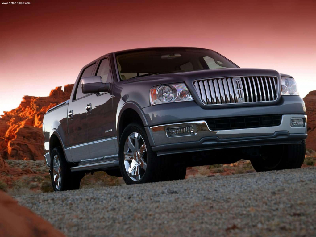 2021 Lincoln Mark LT Pictures