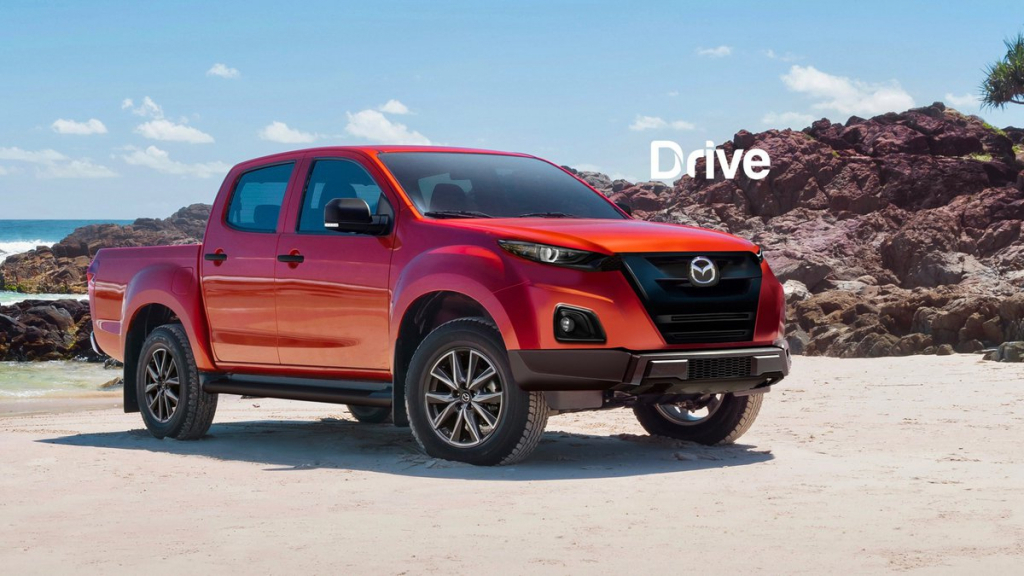 2021 Mazda BT-50 Redesign, Price, Specs, and Release Date