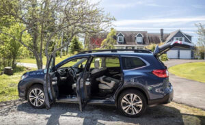2021 Subaru Ascent Drivetrain