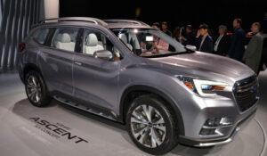 2021 Subaru Ascent Redesign