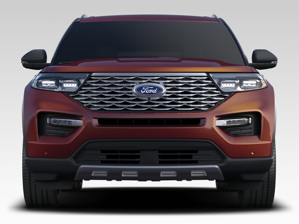2021 Ford Explorer XLT Wallpapers