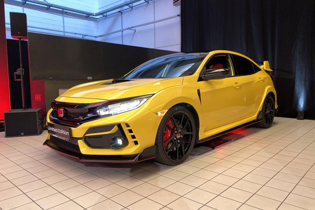 2021 honda civic typer exterior  us newest cars