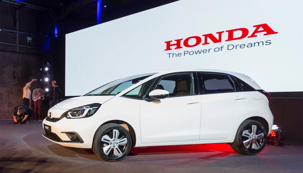 2021 Honda Jazz Exterior   US Newest Cars