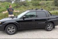 2021 Subaru Baja Pickup Truck Price