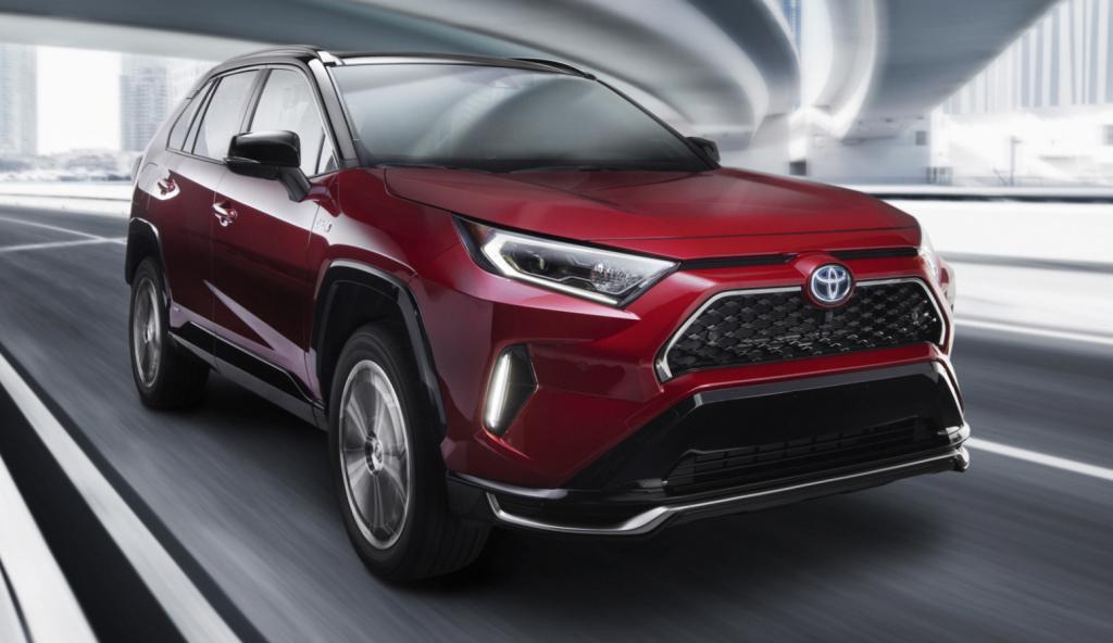 2021 Toyota Prado Concept