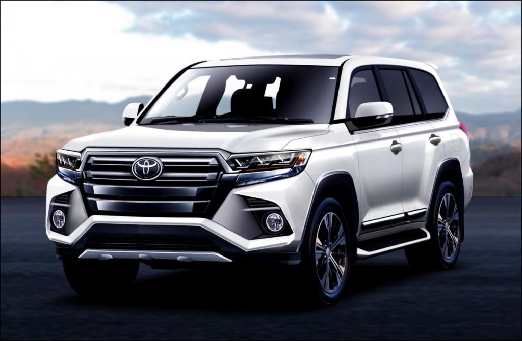 2021 Toyota Prado Release Date