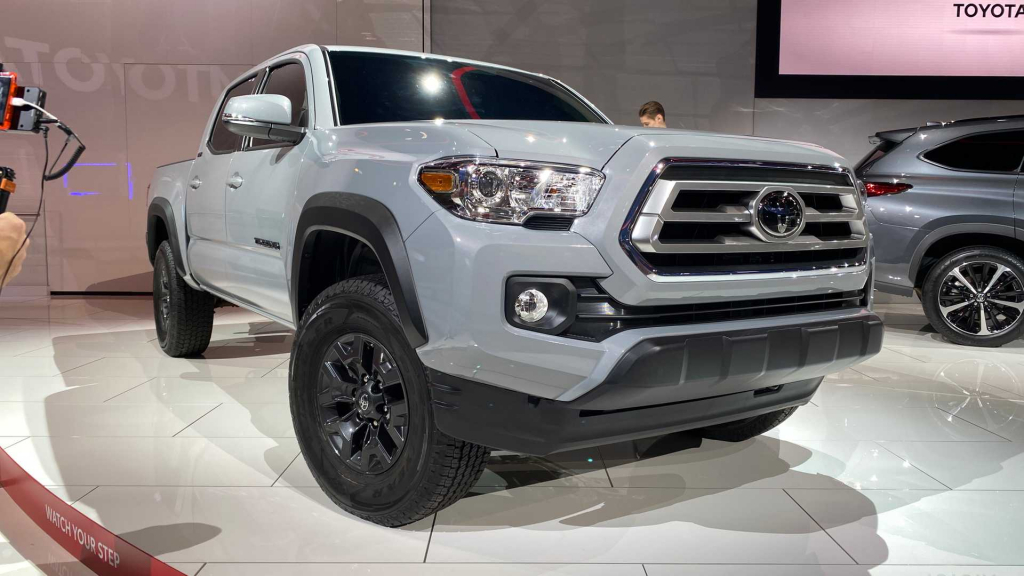 2021 toyota tacoma trail edition pictures  us newest cars