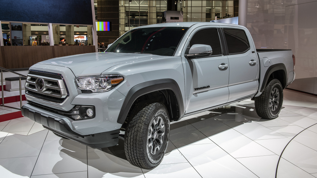 2021 toyota tacoma trail edition wallpaper   us newest cars
