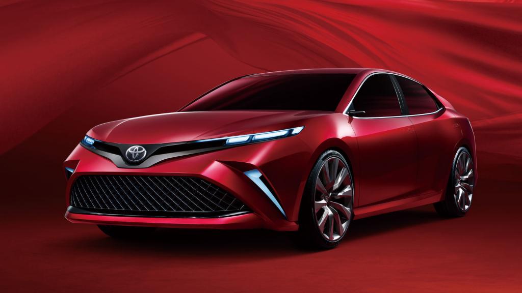2022 Toyota Camry Drivetrain