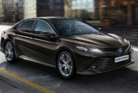 2022 Toyota Camry Spy Photos