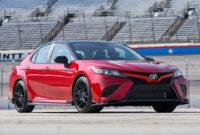 2022 Toyota Camry Spy Shots