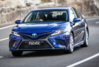 2022 Toyota Camry Wallpapers