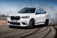 2021 BMW X5 M Spy Photos