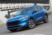 2021 Ford Escape Powertrain