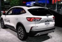 2021 Ford Escape Redesign