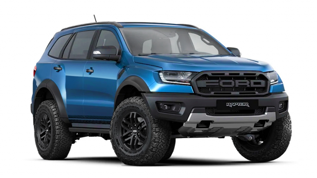 2021 ford everest images  us newest cars