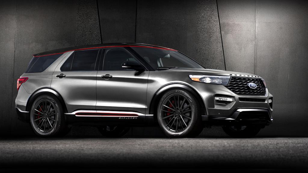 2021 ford explorer st drivetrain | us newest cars