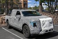 2021 Ford F150 Electric Drivetrain