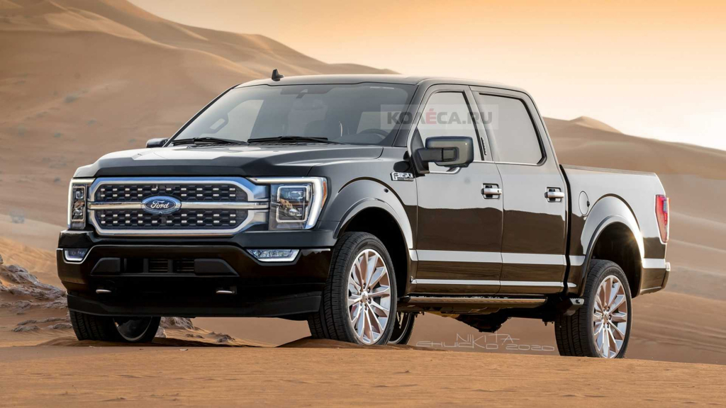 2021 Ford F150 electric Price | US Newest Cars