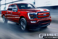 2021 Ford F150 Electric Specs