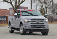 2021 Ford F150 Electric Wallpapers