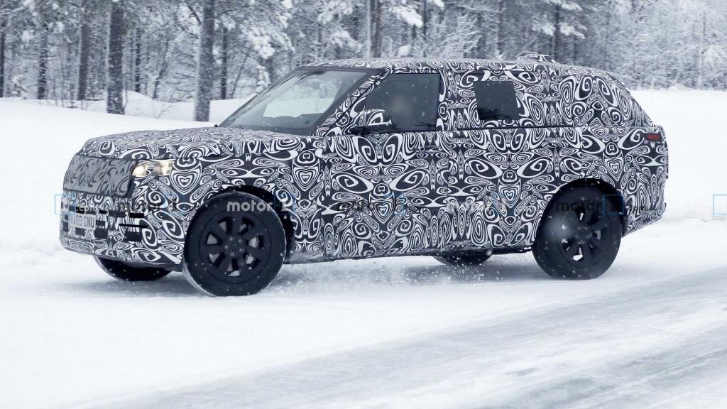 2021 Land Rover Evoque Powertrain