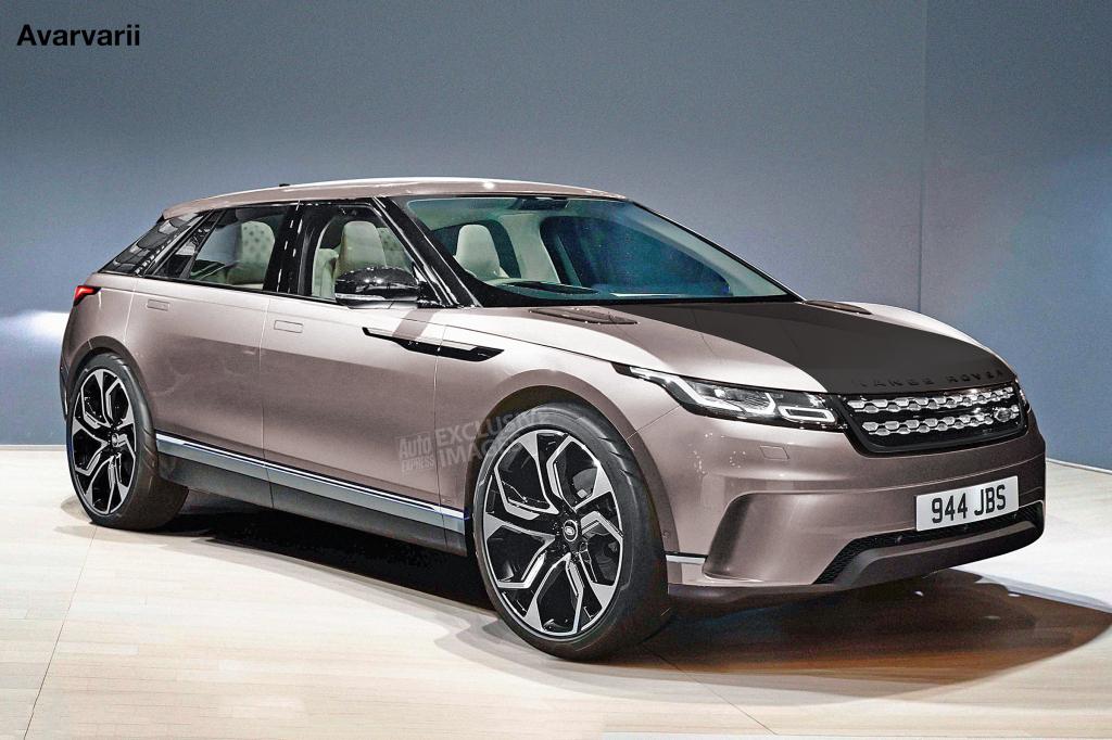 2021 Land Rover Evoque Redesign